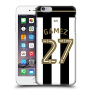 Official Newcastle United Fc Nufc 2016/17 Players Home Kit 1 Gamez Hard Back Case For Apple Iphone 6 Plus / 6S Plus