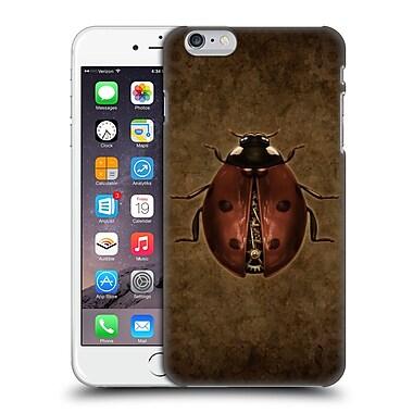 Official Brigid Ashwood Winged Things Steampunk Ladybug Hard Back Case For Apple Iphone 6 Plus / 6S Plus