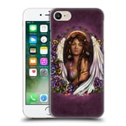 Official Brigid Ashwood Angels Pansy Hard Back Case For Apple Iphone 7
