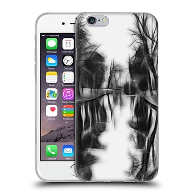Official Haroulita Abstract Trees Soft Gel Case For Apple Iphone 6 / 6S