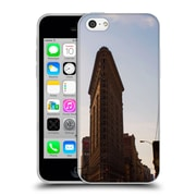 Official Haroulita Places 4 Flat Iron Ny Soft Gel Case For Apple Iphone 5C