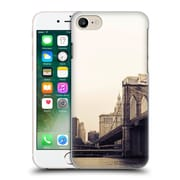 Official Haroulita Places 2 Brooklyn Bridge 2 Hard Back Case For Apple Iphone 7