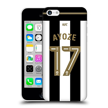 Official Newcastle United Fc Nufc 2016/17 Players Away Kit 1 Ayoze Hard Back Case For Apple Iphone 5C