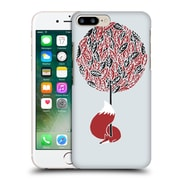 Official Robert Farkas Fox Cherry Tree Hard Back Case For Apple Iphone 7 Plus