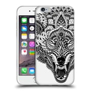 Official Bioworkz Animal Head Wolf Soft Gel Case For Apple Iphone 6 / 6S