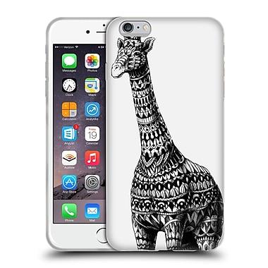 Official Bioworkz Wildlife Giraffe Soft Gel Case For Apple Iphone 6 Plus / 6S Plus