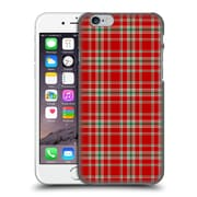 Official Haroulita Patterns Red Hard Back Case For Apple Iphone 6 / 6S