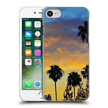 Official Haroulita Places 3 California Sunset Hard Back Case For Apple Iphone 7