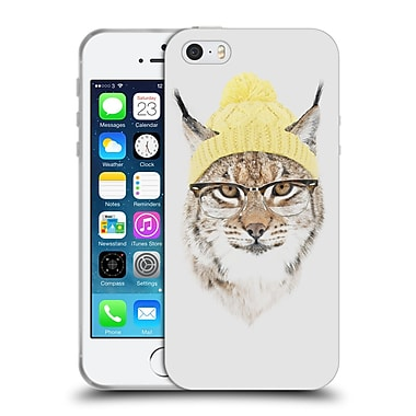 Official Robert Farkas Animals 2 It'S Pretty Cold Outside Soft Gel Case For Apple Iphone 5 / 5S / Se