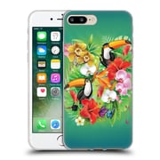Official Mark Ashkenazi Tropical Summer Time Soft Gel Case For Apple Iphone 7 Plus