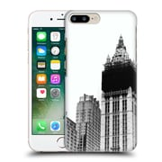Official Haroulita Black And White New York 2 Hard Back Case For Apple Iphone 7 Plus