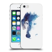 Official Robert Farkas Animals 2 Through Many Storms Soft Gel Case For Apple Iphone 5 / 5S / Se
