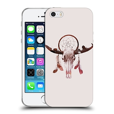 Official Robert Farkas Animals 3 Deadly Desert Soft Gel Case For Apple Iphone 5 / 5S / Se