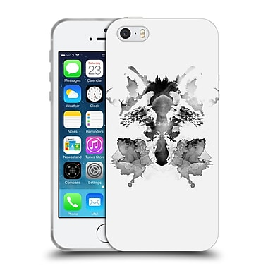 Official Robert Farkas Animals 2 Rorscach Soft Gel Case For Apple Iphone 5 / 5S / Se