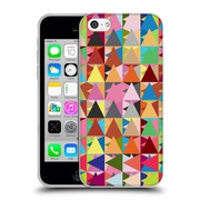 Official Mark Ashkenazi Patterns Triangles Soft Gel Case For Apple Iphone 5C