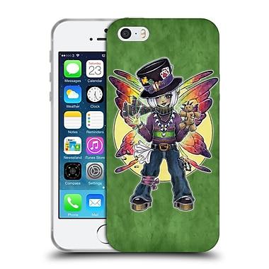 Official Brigid Ashwood Fairies 2 Mardi Gras Soft Gel Case For Apple Iphone 5 / 5S / Se