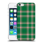 Official Haroulita Patterns Green Hard Back Case For Apple Iphone 5 / 5S / Se
