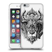 Official Bioworkz Wildlife 3 Lion King Soft Gel Case For Apple Iphone 6 Plus / 6S Plus