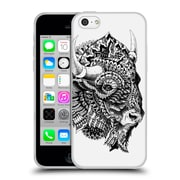 Official Bioworkz Wildlife 3 Bison Soft Gel Case For Apple Iphone 5C