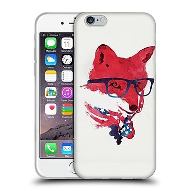 Official Robert Farkas Fox American Fox Soft Gel Case For Apple Iphone 6 / 6S