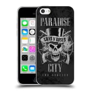 Official Guns N' Roses Vintage Paradise City Soft Gel Case For Apple Iphone 5C