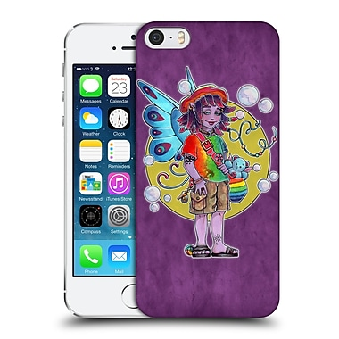 Official Brigid Ashwood Fairies 2 Hippie Hard Back Case For Apple Iphone 5 / 5S / Se