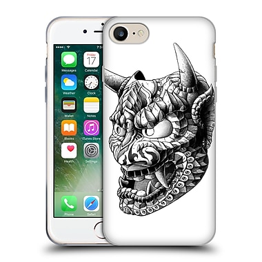 Official Bioworkz Ornate 3 Demon Mask Soft Gel Case For Apple Iphone 7