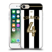 Official Newcastle United Fc Nufc 2016/17 Players Home Kit 1 Colback Soft Gel Case For Apple Iphone 7