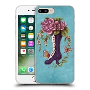 Official Brigid Ashwood Vintage Romance 2 Velvet Blossoms 2 Soft Gel Case For Apple Iphone 7 Plus