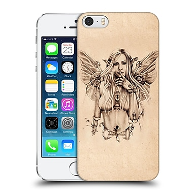 Official Brigid Ashwood Steampunk Incomplete Hard Back Case For Apple Iphone 5 / 5S / Se