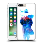 Official Robert Farkas People Get Away Colours Soft Gel Case For Apple Iphone 7 Plus