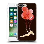 Official Robert Farkas People Fly Away Soft Gel Case For Apple Iphone 7 Plus