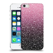 Official Haroulita Patterns Snow Hard Back Case For Apple Iphone 5 / 5S / Se