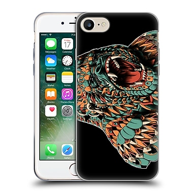 Official Bioworkz Coloured Wildlife 1 Gorilla 1 Soft Gel Case For Apple Iphone 7