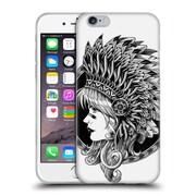 Official Bioworkz Ornate Headdress Soft Gel Case For Apple Iphone 6 / 6S