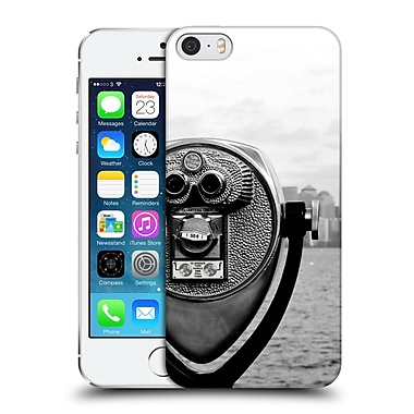 Official Haroulita Places Manhattan 1 Hard Back Case For Apple Iphone 5 / 5S / Se