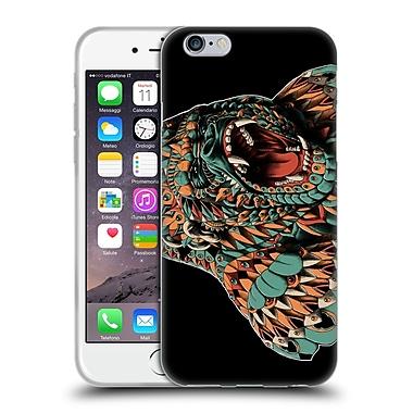 Official Bioworkz Coloured Wildlife 1 Gorilla 1 Soft Gel Case For Apple Iphone 6 / 6S