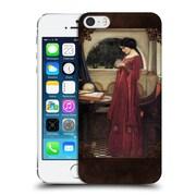 Official Brigid Ashwood Pre-Raphaelite 2 Waterhouse 5 Hard Back Case For Apple Iphone 5 / 5S / Se
