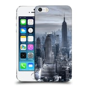 Official Haroulita Places New York 3 Hard Back Case For Apple Iphone 5 / 5S / Se