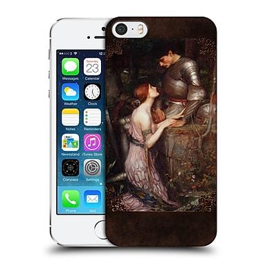 Official Brigid Ashwood Pre-Raphaelite 2 Waterhouse 8 Hard Back Case For Apple Iphone 5 / 5S / Se