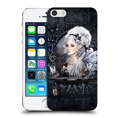 Official Brigid Ashwood Fairies 1 The Grey Lady Hard Back Case For Apple Iphone 5 / 5S / Se
