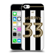 Official Newcastle United Fc Nufc 2016/17 Players Home Kit 2 Murphy Soft Gel Case For Apple Iphone 5C