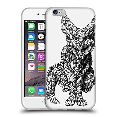 Official Bioworkz Wildlife Fennec Fox Soft Gel Case For Apple Iphone 6 / 6S