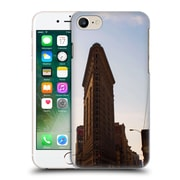 Official Haroulita Places 4 Flat Iron Ny Hard Back Case For Apple Iphone 7