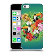 Official Mark Ashkenazi Tropical Summer Time Soft Gel Case For Apple Iphone 5C
