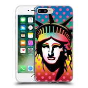 Official Mark Ashkenazi Pop Culture Liberty Soft Gel Case For Apple Iphone 7 Plus