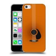 Official Mark Ashkenazi Music Guitar Minimal Soft Gel Case For Apple Iphone 5C