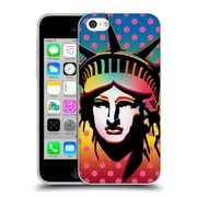 Official Mark Ashkenazi Pop Culture Liberty Soft Gel Case For Apple Iphone 5C