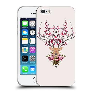 Official Robert Farkas Deer Spring Deer Soft Gel Case For Apple Iphone 5 / 5S / Se