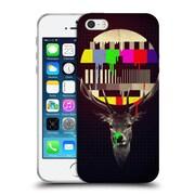 Official Robert Farkas Deer No Signal Soft Gel Case For Apple Iphone 5 / 5S / Se
